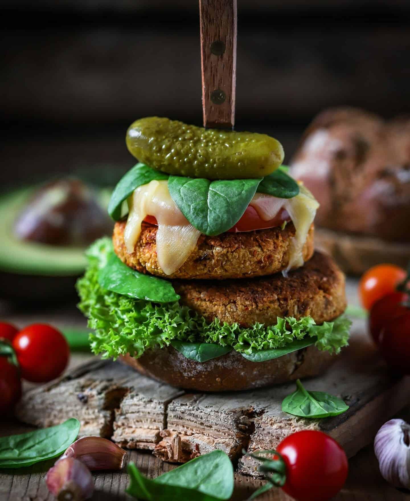 Crispy Harissa Falafel Bianca Zapatka Foodblog