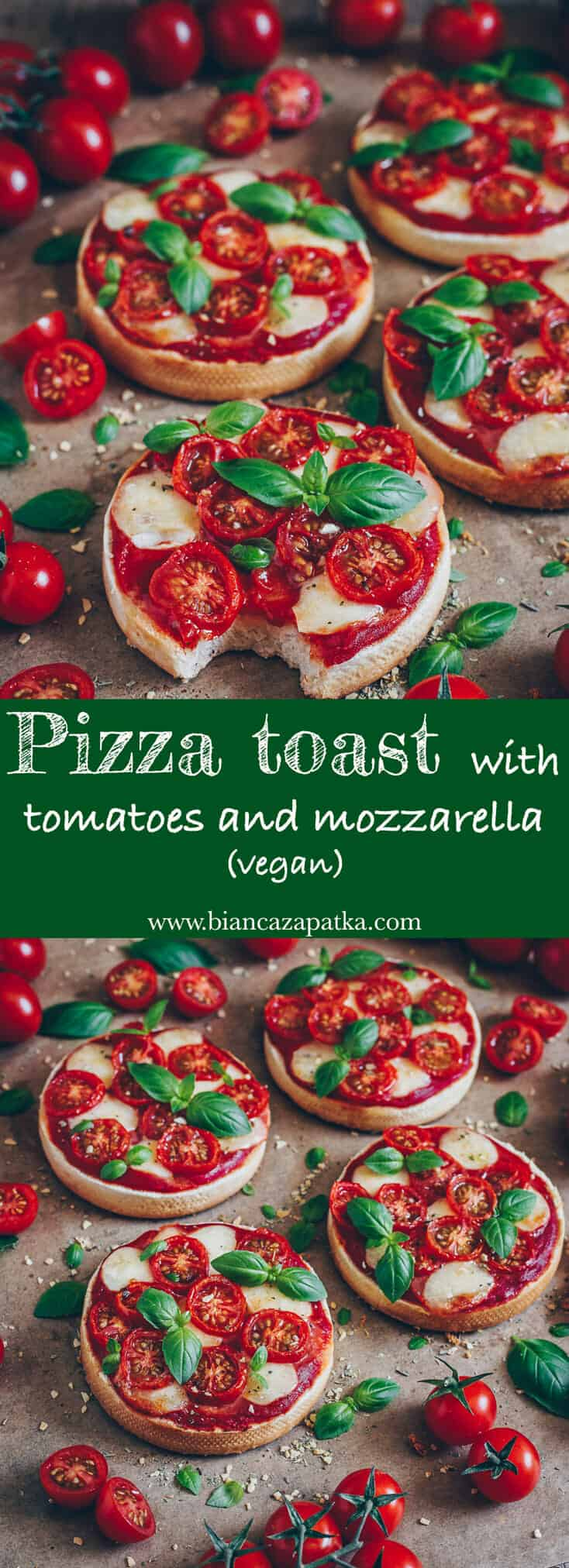 Pizza toast is quick and easy to make and so delicious. A perfect recipe for a simple lunch/ dinner or just as a snack after school. Everyone loves it!