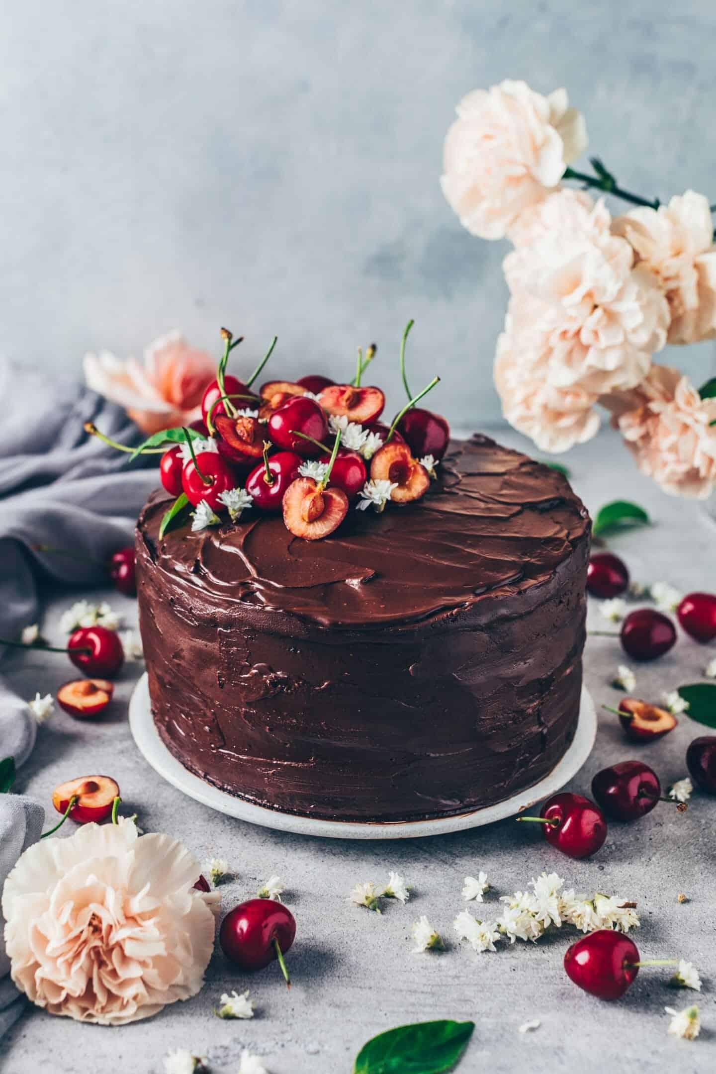 Veganer Schokoladenkuchen Das Beste Rezept Bianca Zapatka Foodblog