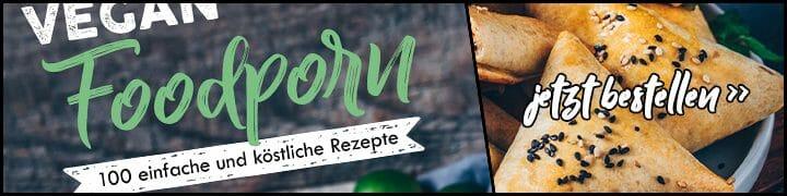 Vegan Foodporn, das neue Buch von Bianca Zapatka!