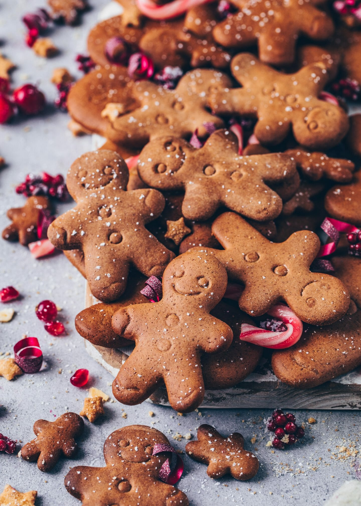 Gingerbread Cookies (best Christmas holiday treat)