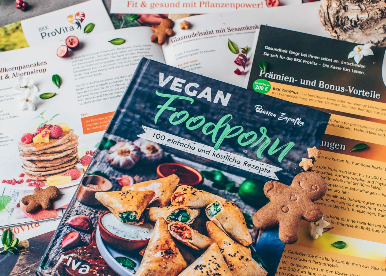 Vegan Foodporn Kochbuch Bianca Zapatka (vegane Rezepte)