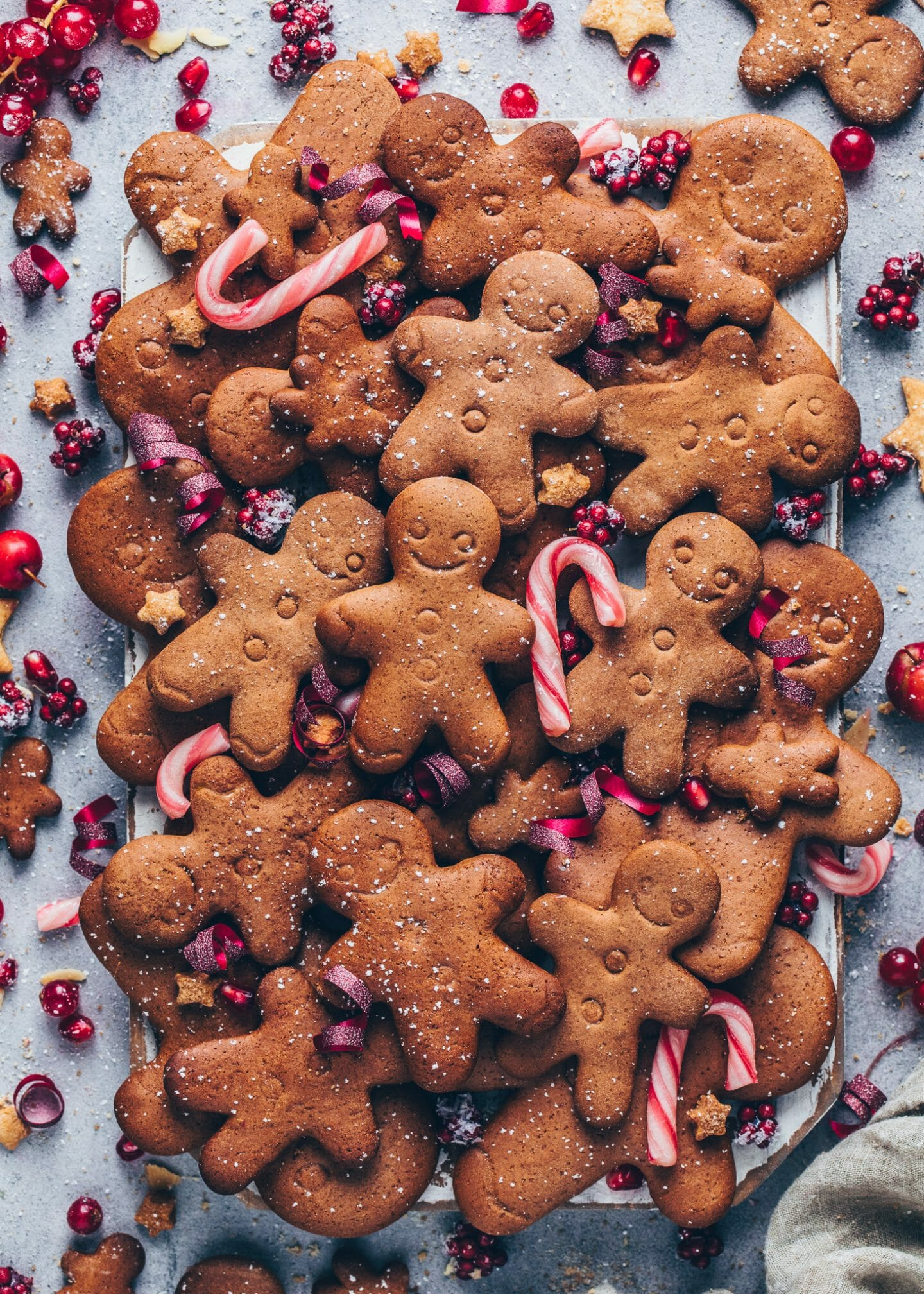 Vegan Gingerbread Cookies Easy Recipe Bianca Zapatka Rezepte