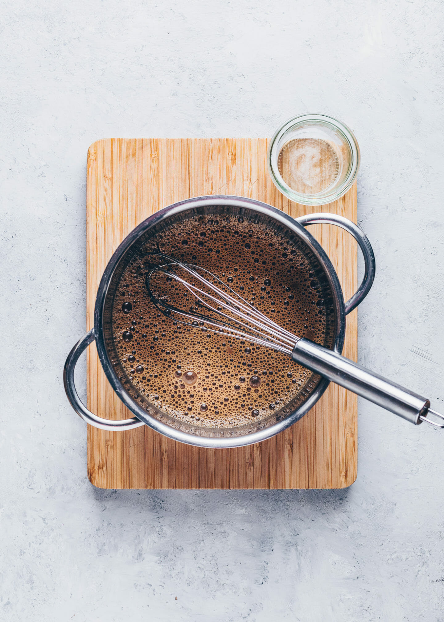 How to make coffee mousse