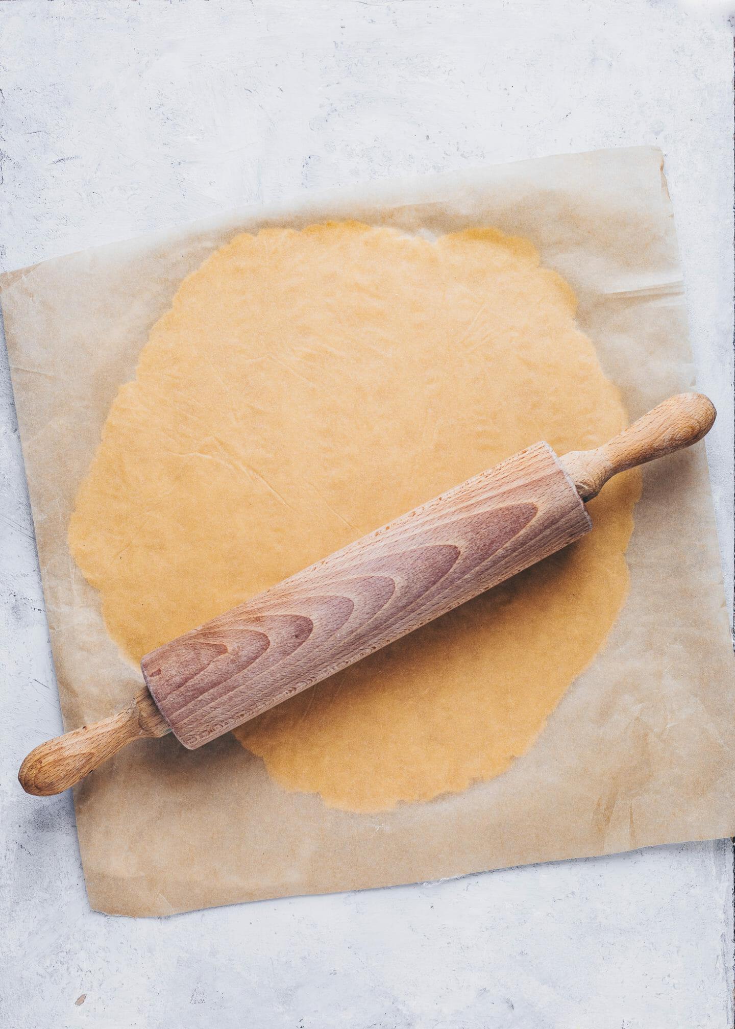 Homemade Pastry Pie Dough (Tart Crust)