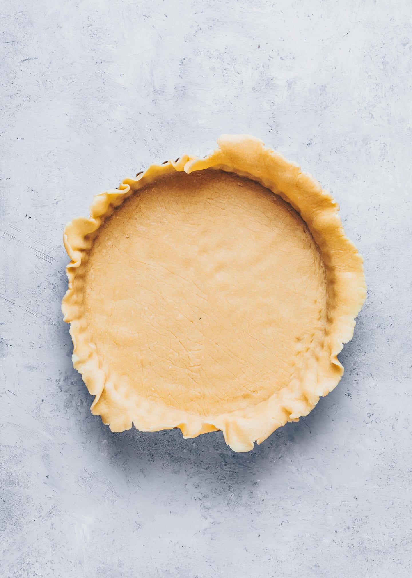 Tart Crust (homemade shortcrust pastry)