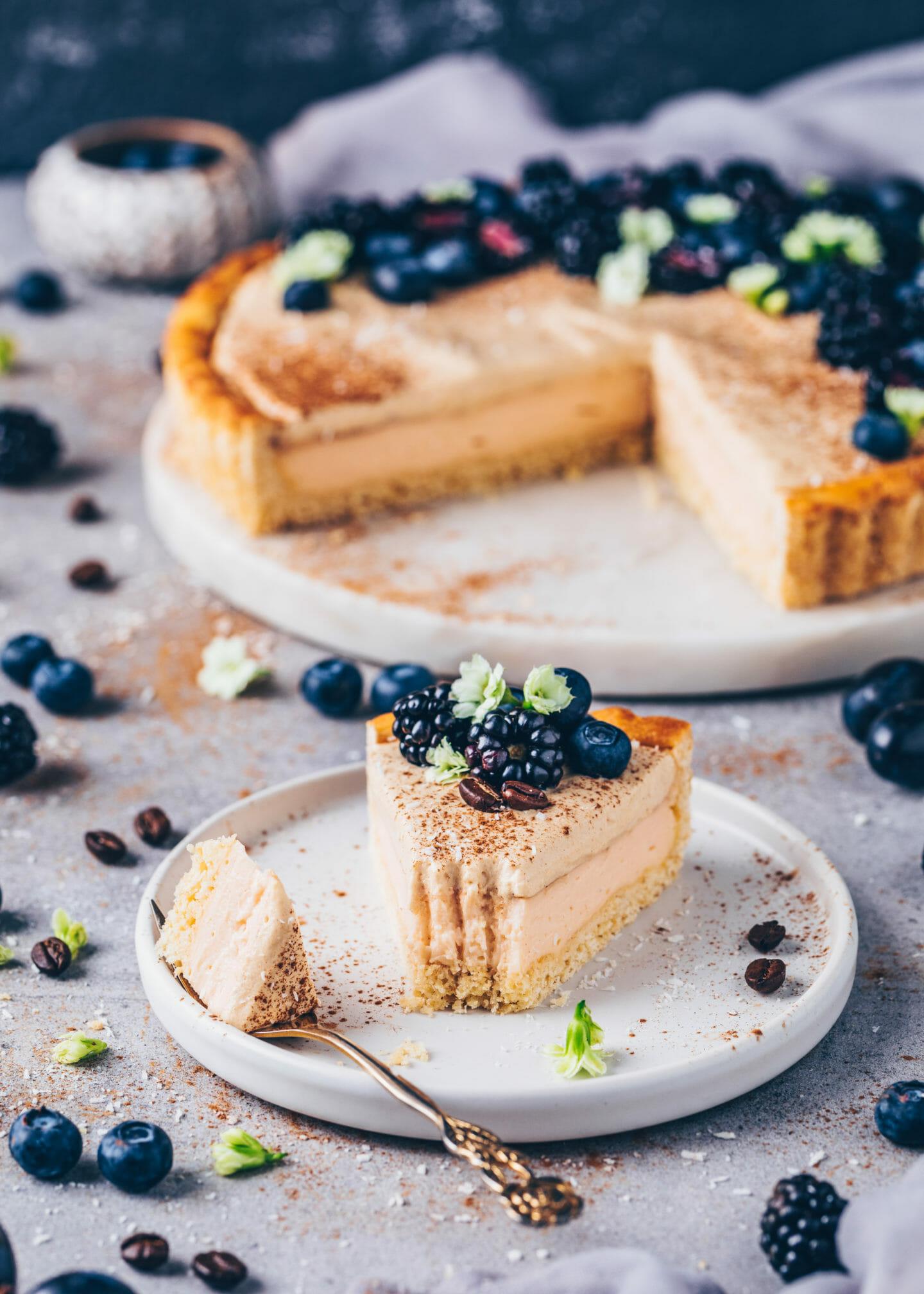 Custard Tart (South African Milk Pudding Melktert)