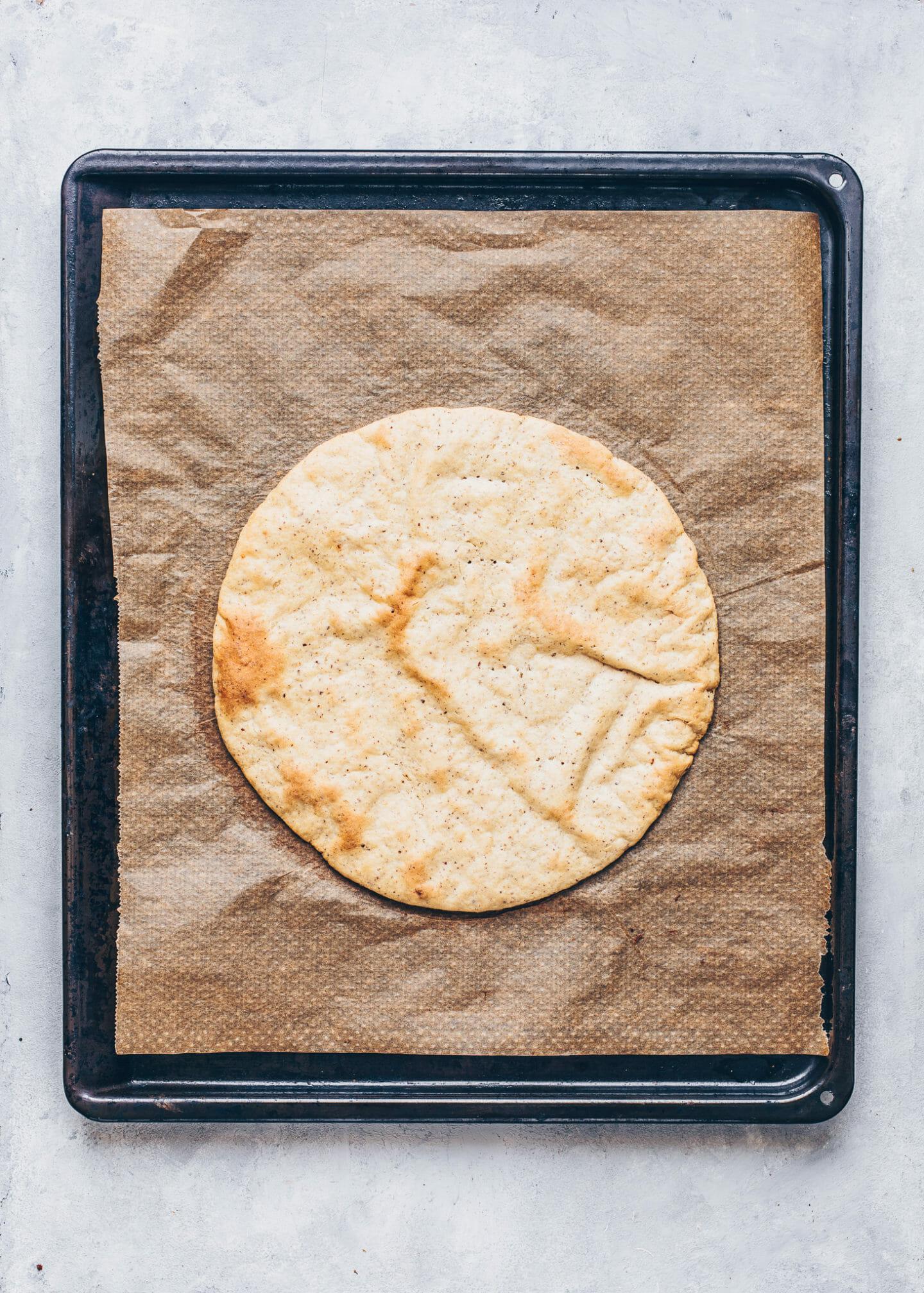 Couscous Pizza Rezept