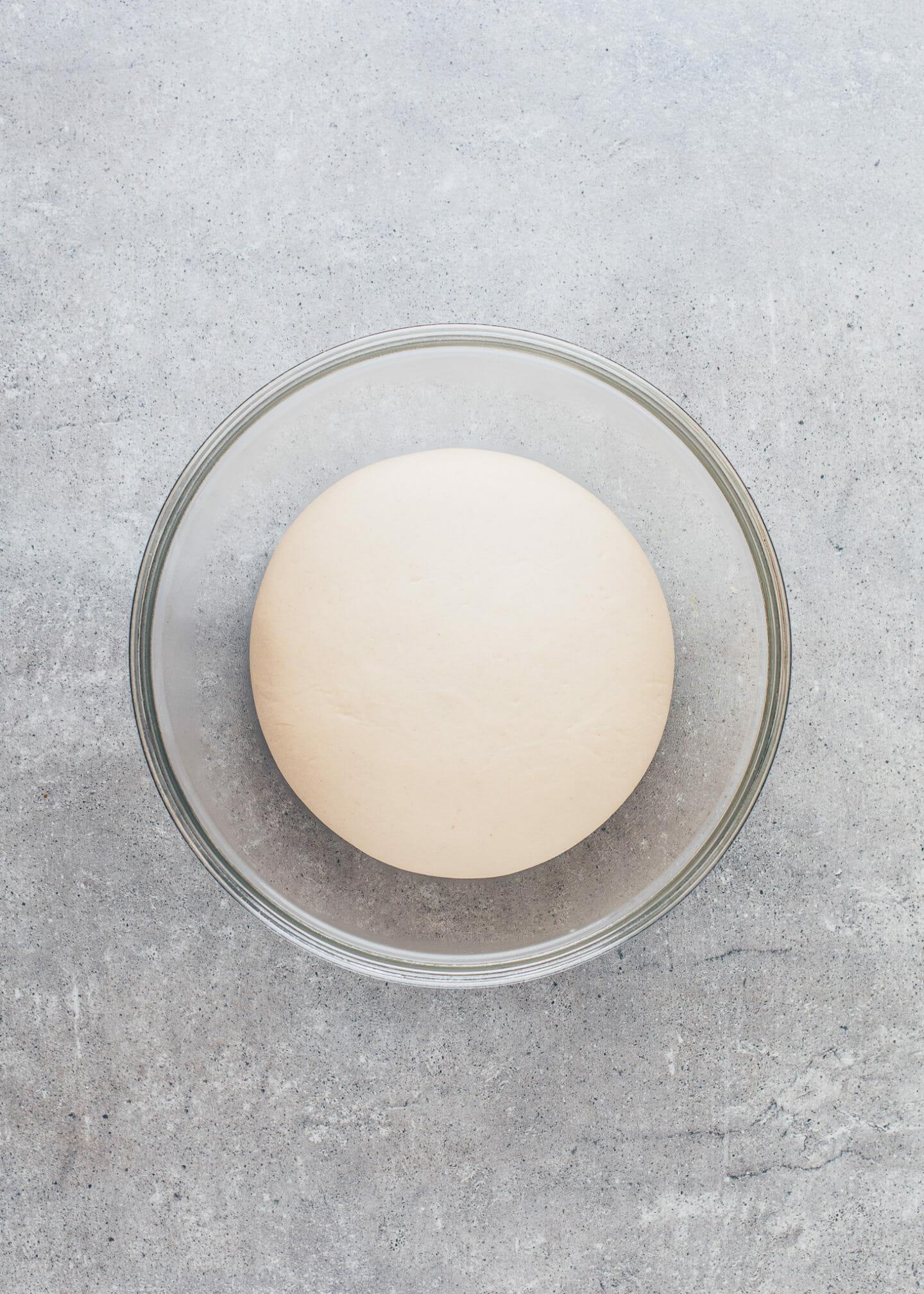 Hefeteig für Bagels