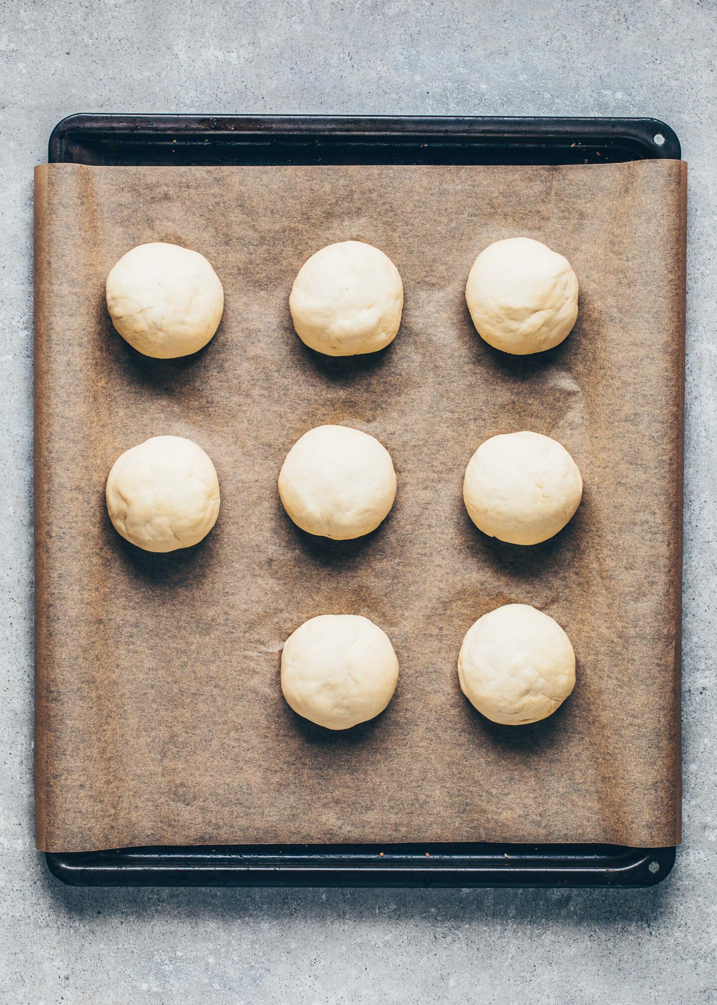 Bagels selber machen (Schritt-für-Schritt Rezept, Anleitung)