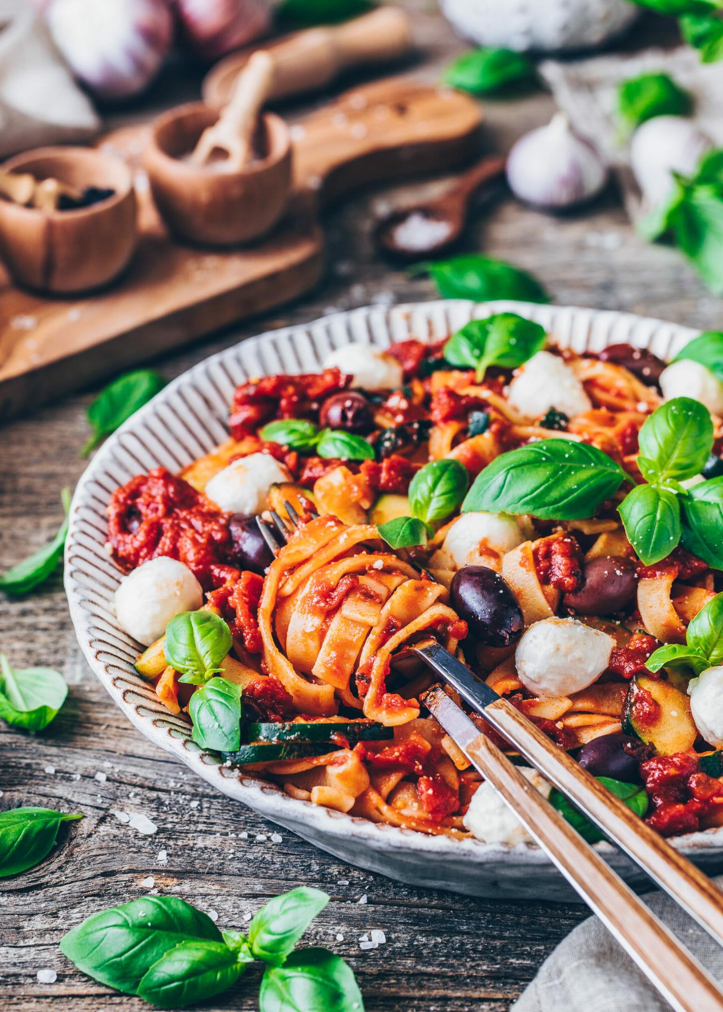 Italian One-Pot Pasta Recipe