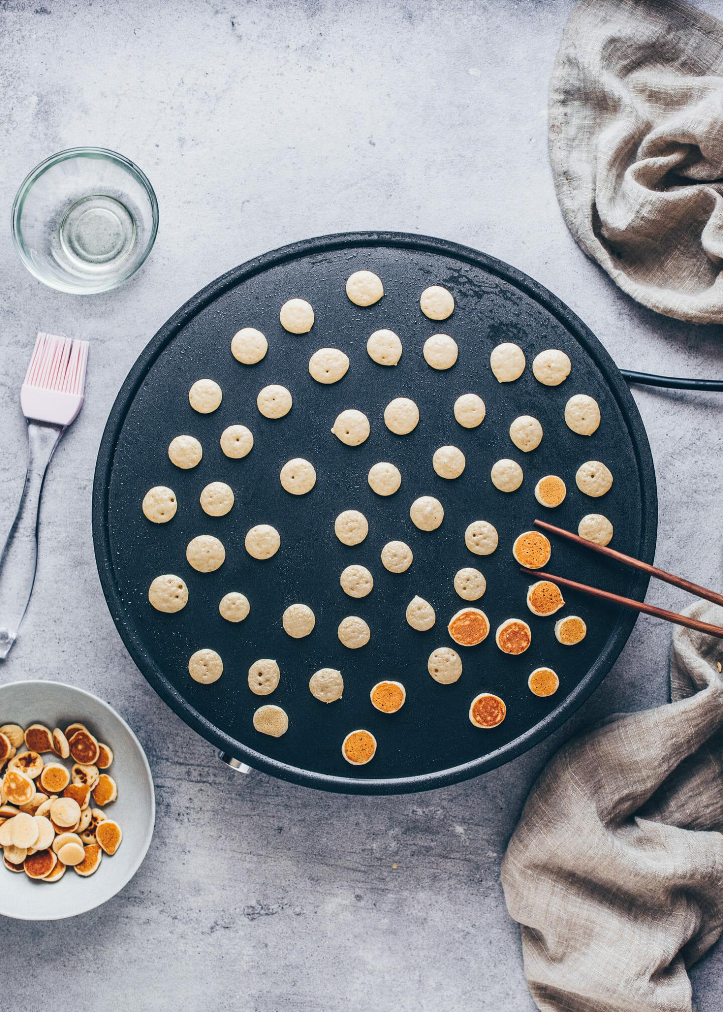 Pancake Cereal (Mini Pancakes)