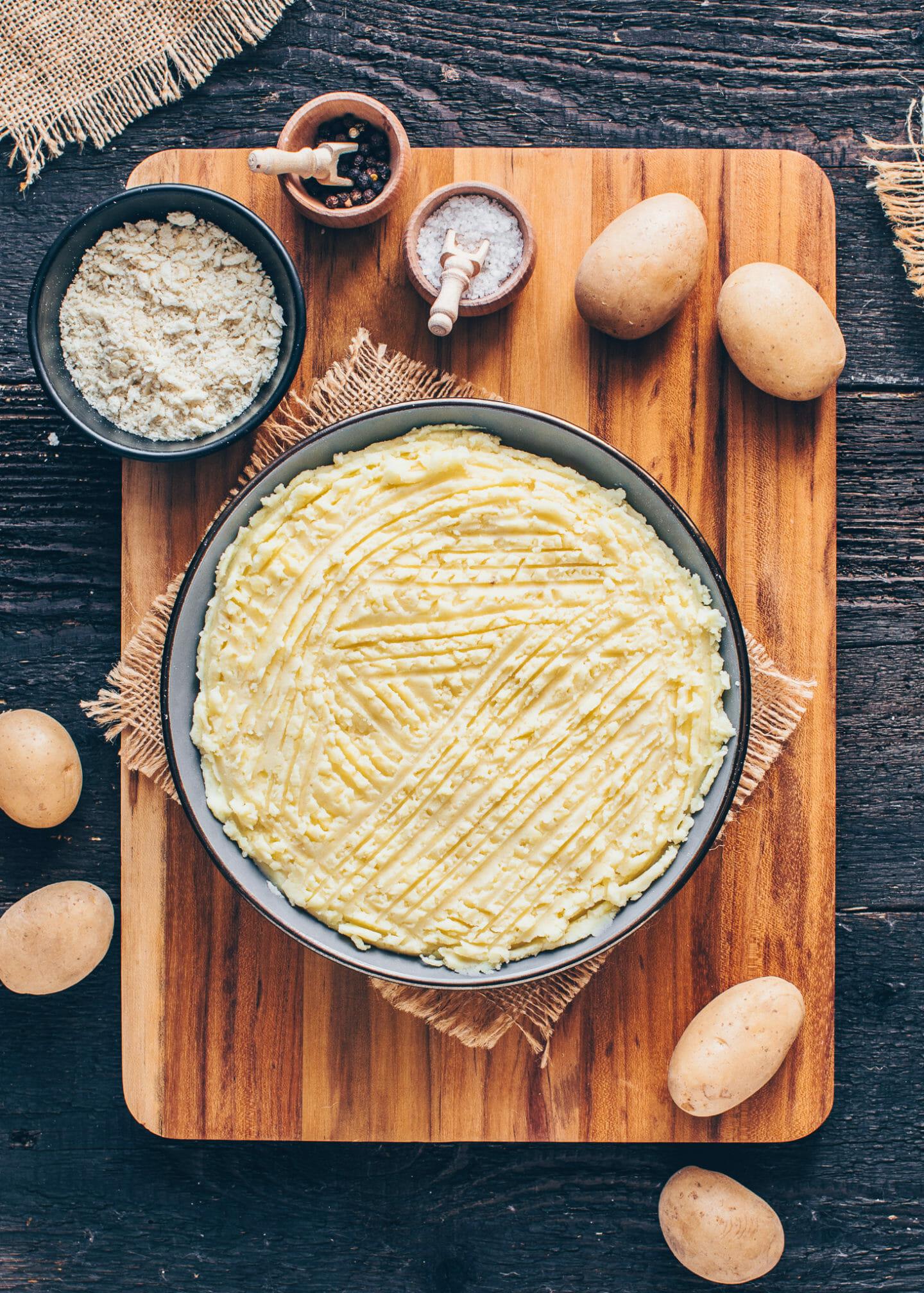 vegan potato croquettes (tater tots)