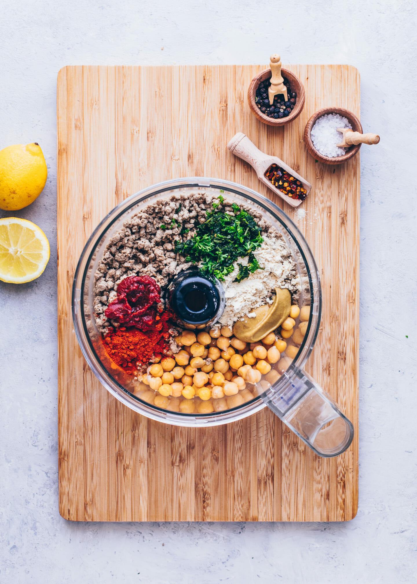 how to make vegan cevapcici