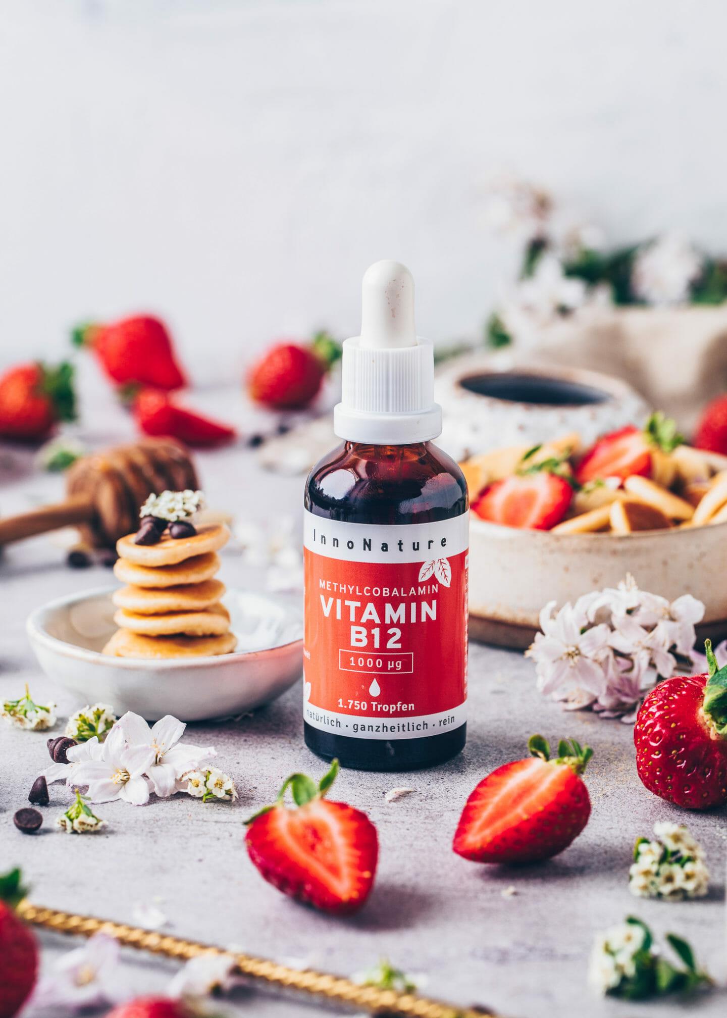 Vitamin B 12 Vegane Ernährung