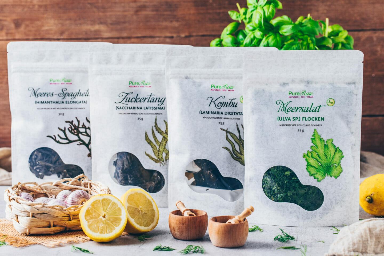 Algen Bio Vegan Pure Raw