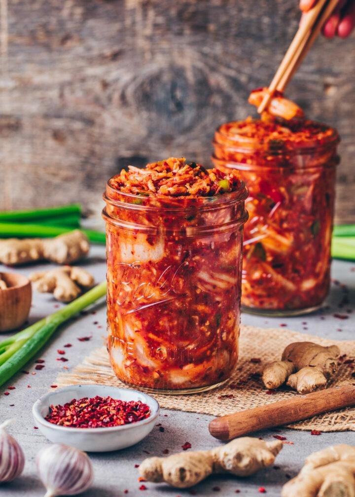 Kimchi Rezept