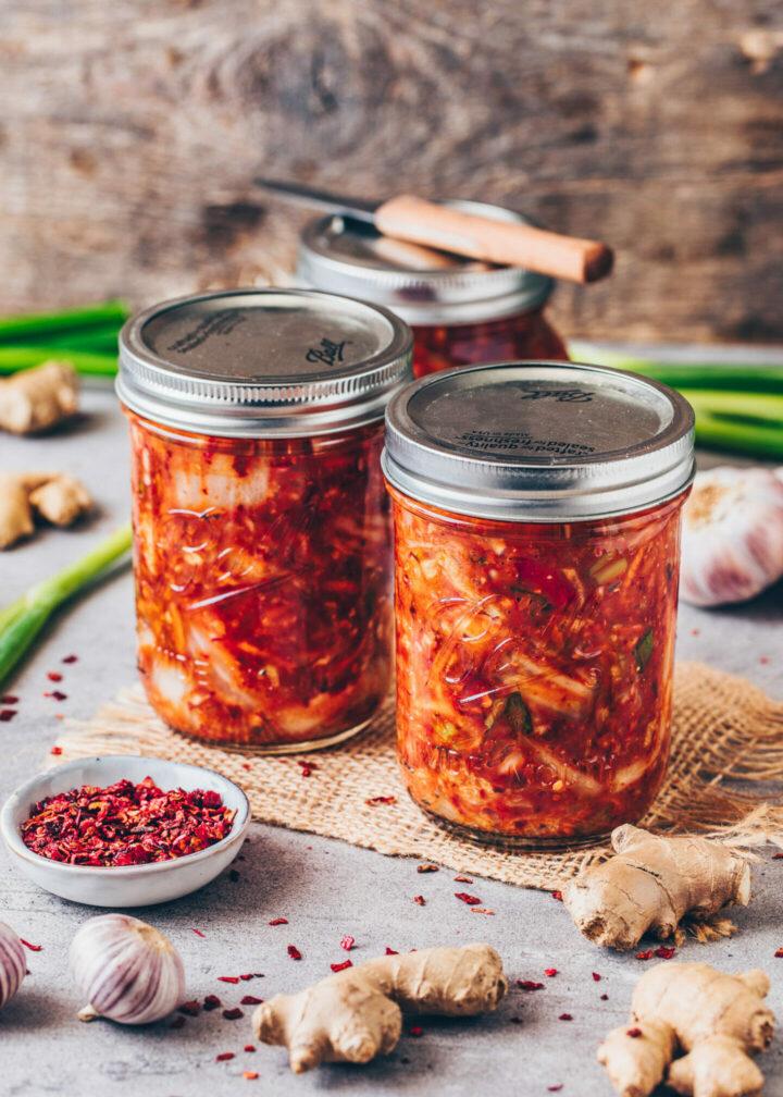 Kimchi selber machen und fermentieren