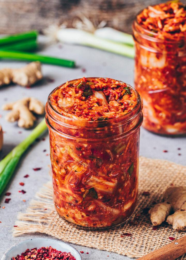 Koreanisches Kimchi Rezept