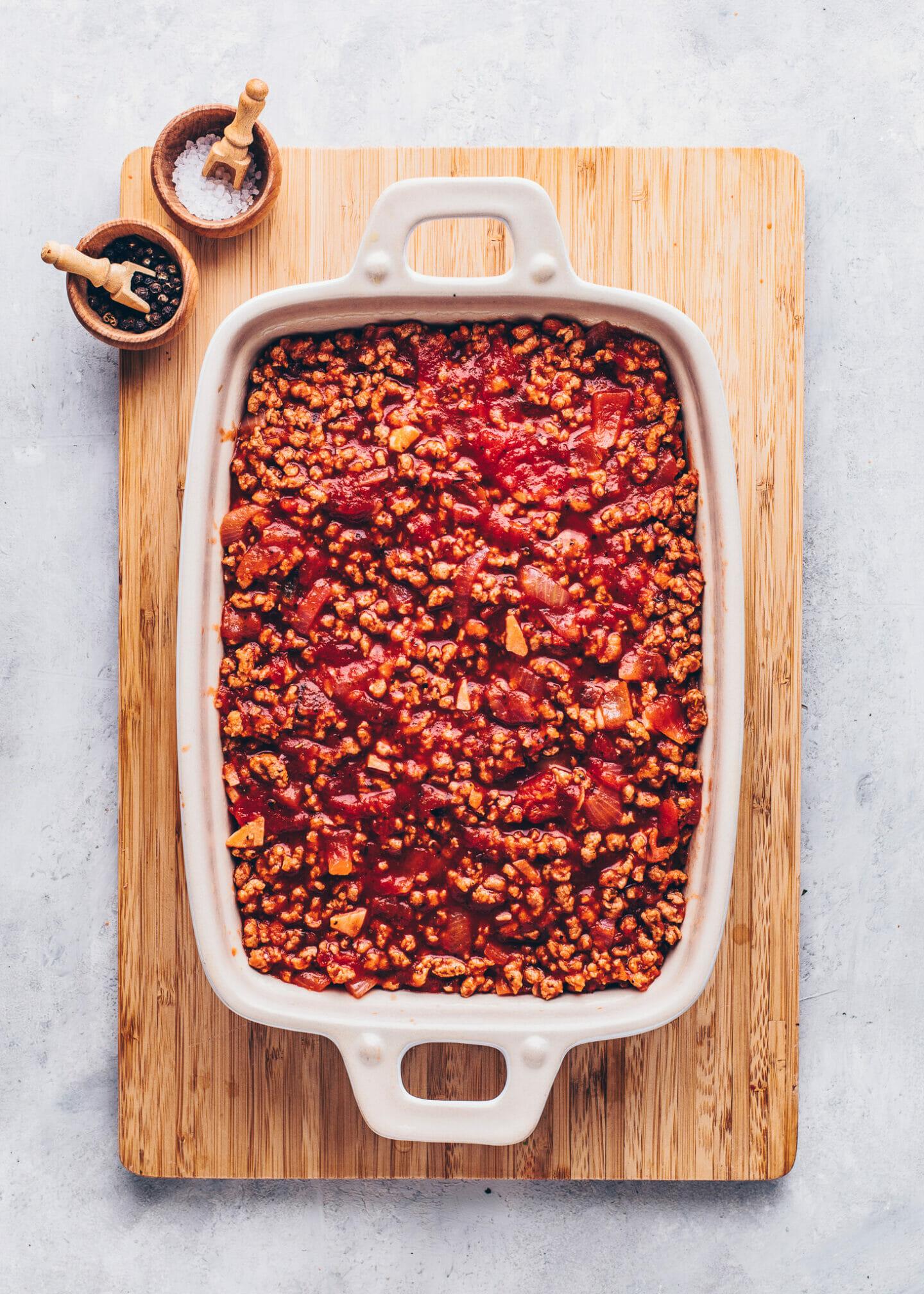 how to make Moussaka (Vegan Greek Lasagna)