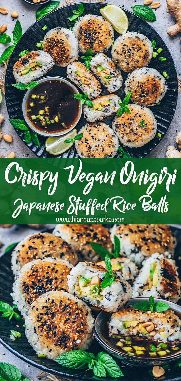 Yaki Onigiri (Crispy Japanese Rice Balls)