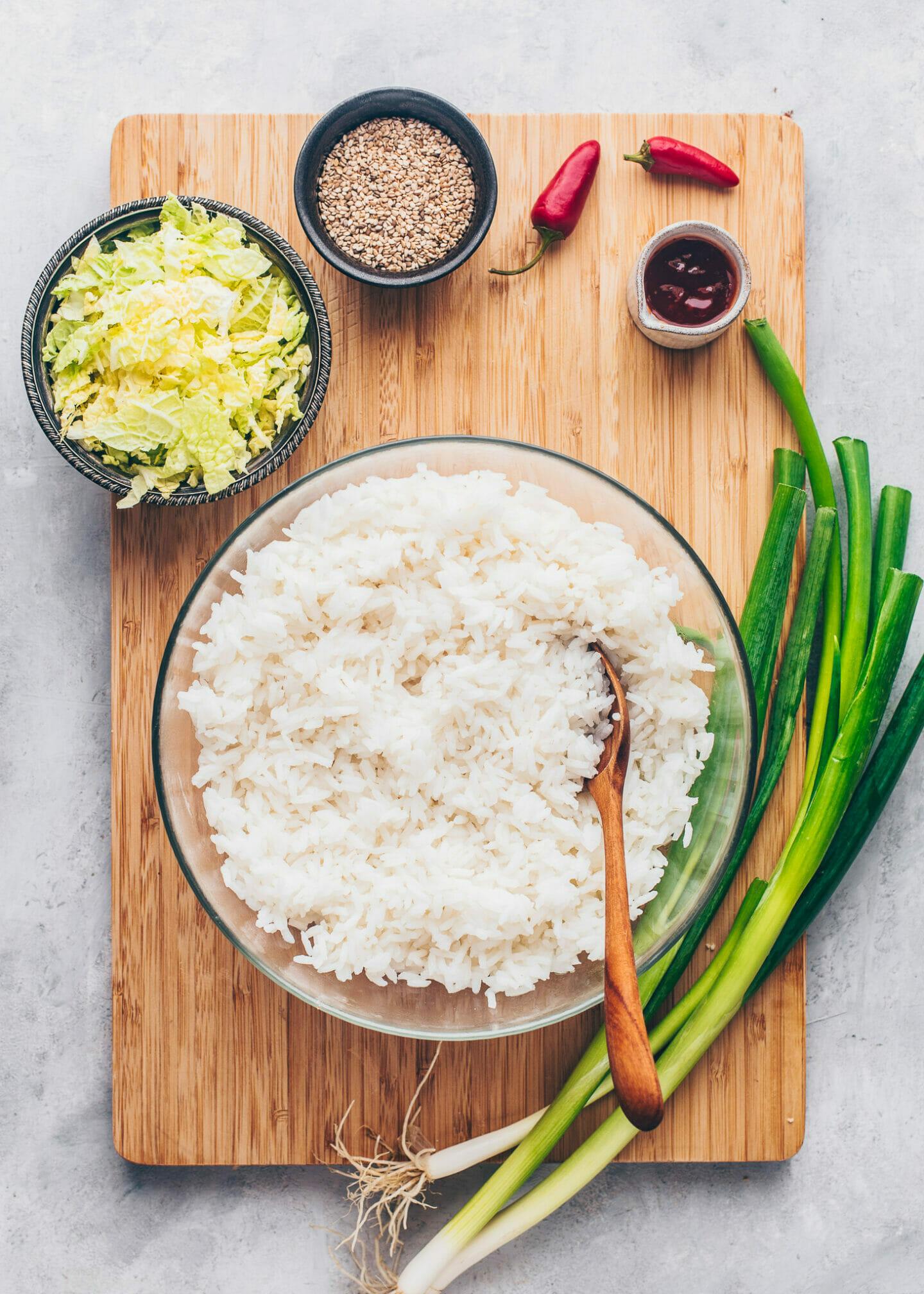 Tofu Katsu Rice Bowls (Tonkatsu)