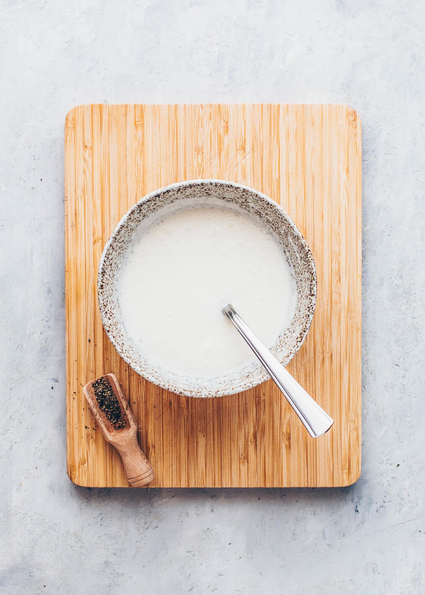 Veganes Spiegelei Rezept