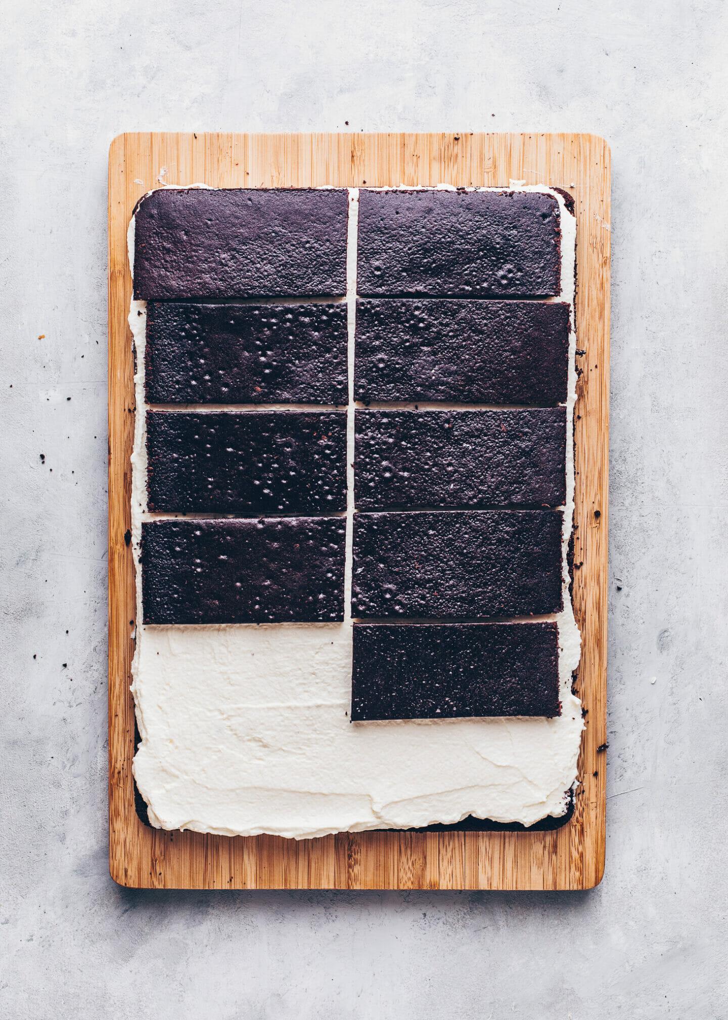 how to make vegan milk slices