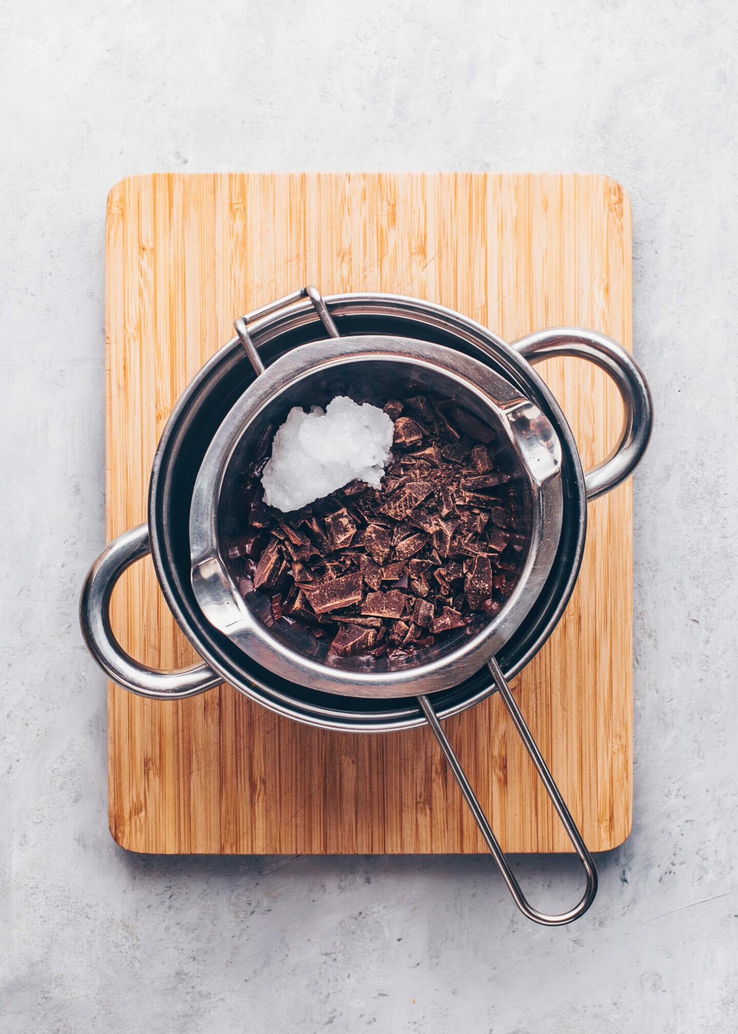 Chocolate Glaze (Vegan)