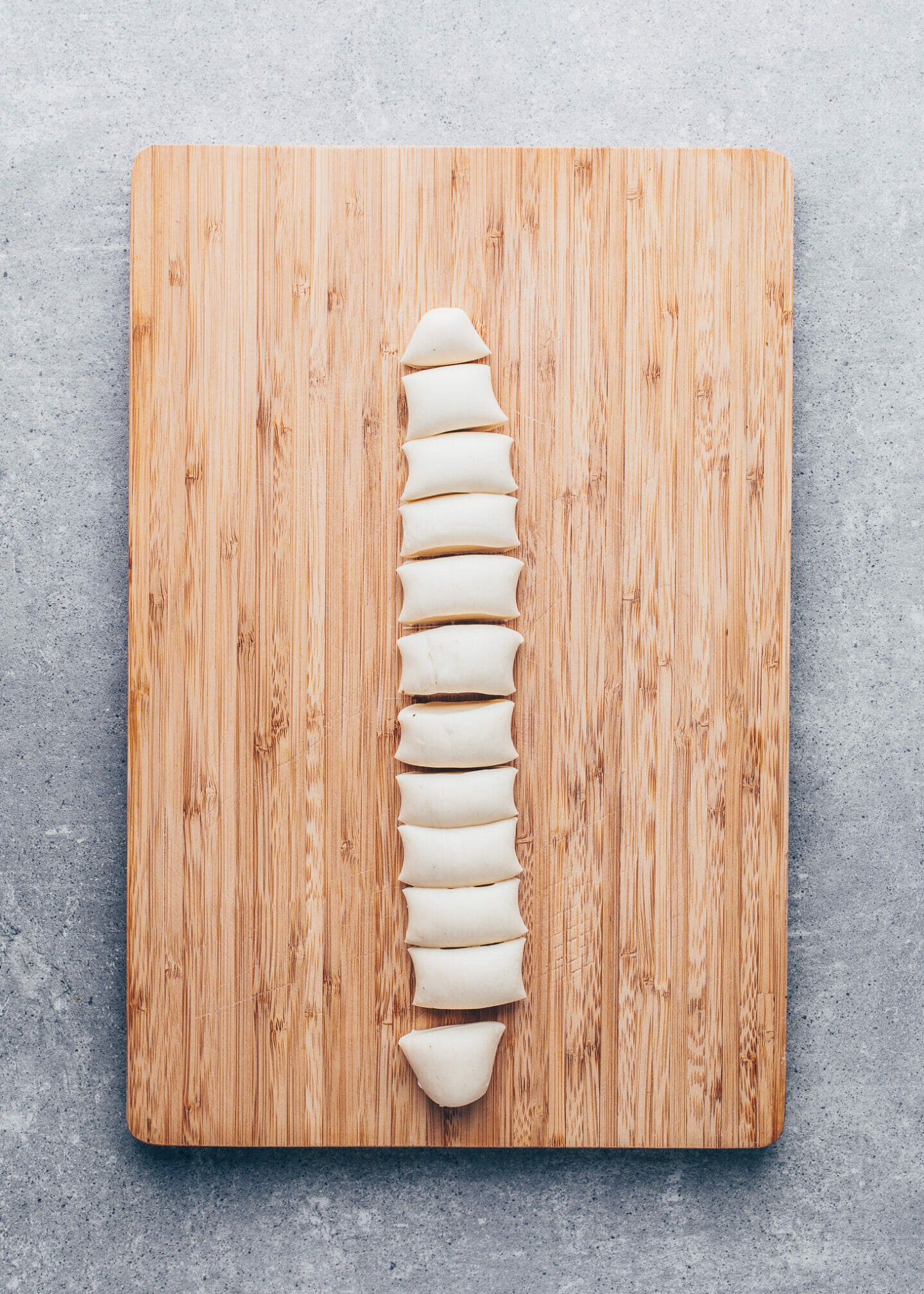 How to make Gyoza Wrappers