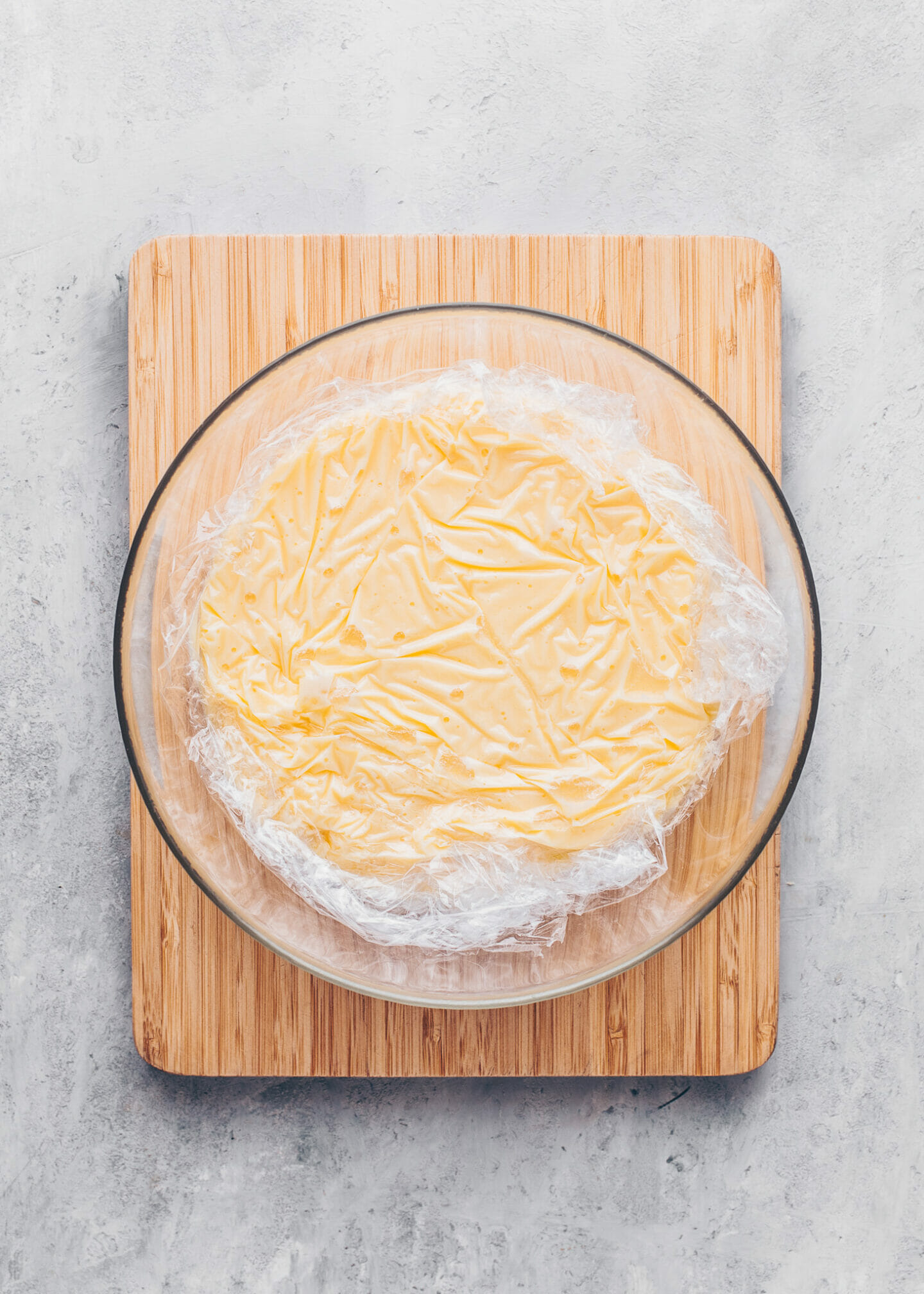 Vanilla Pudding buttercream (Vegan Custard)