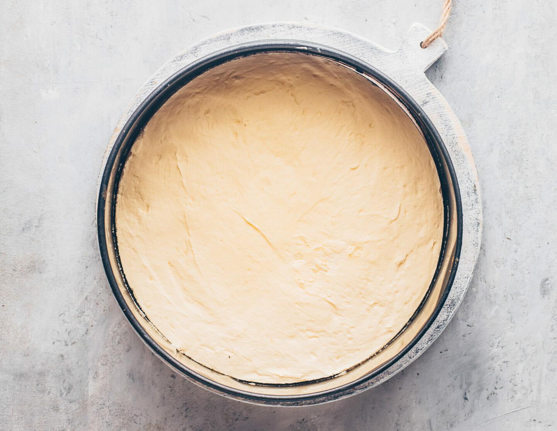 Vegan Custard Pudding Buttercream