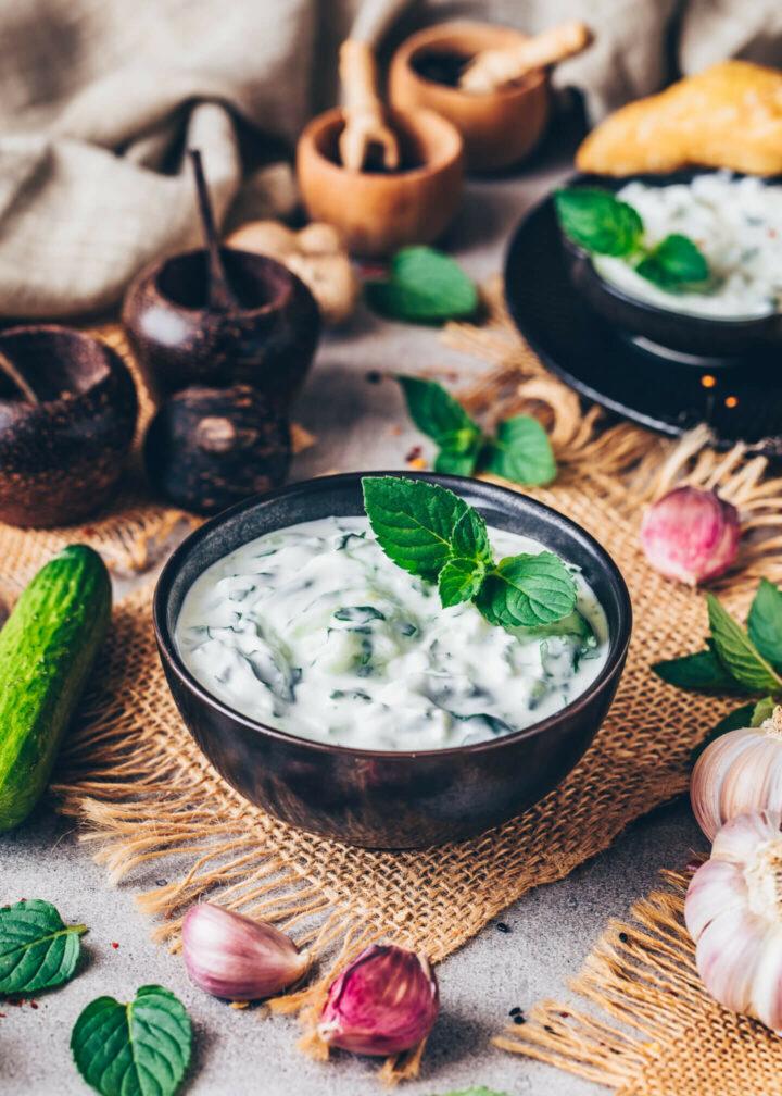 Raita - Indian Yogurt Sauce