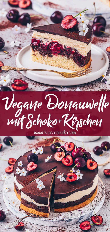 Vegane Donauwelle (Schneewittchen-Kuchen)