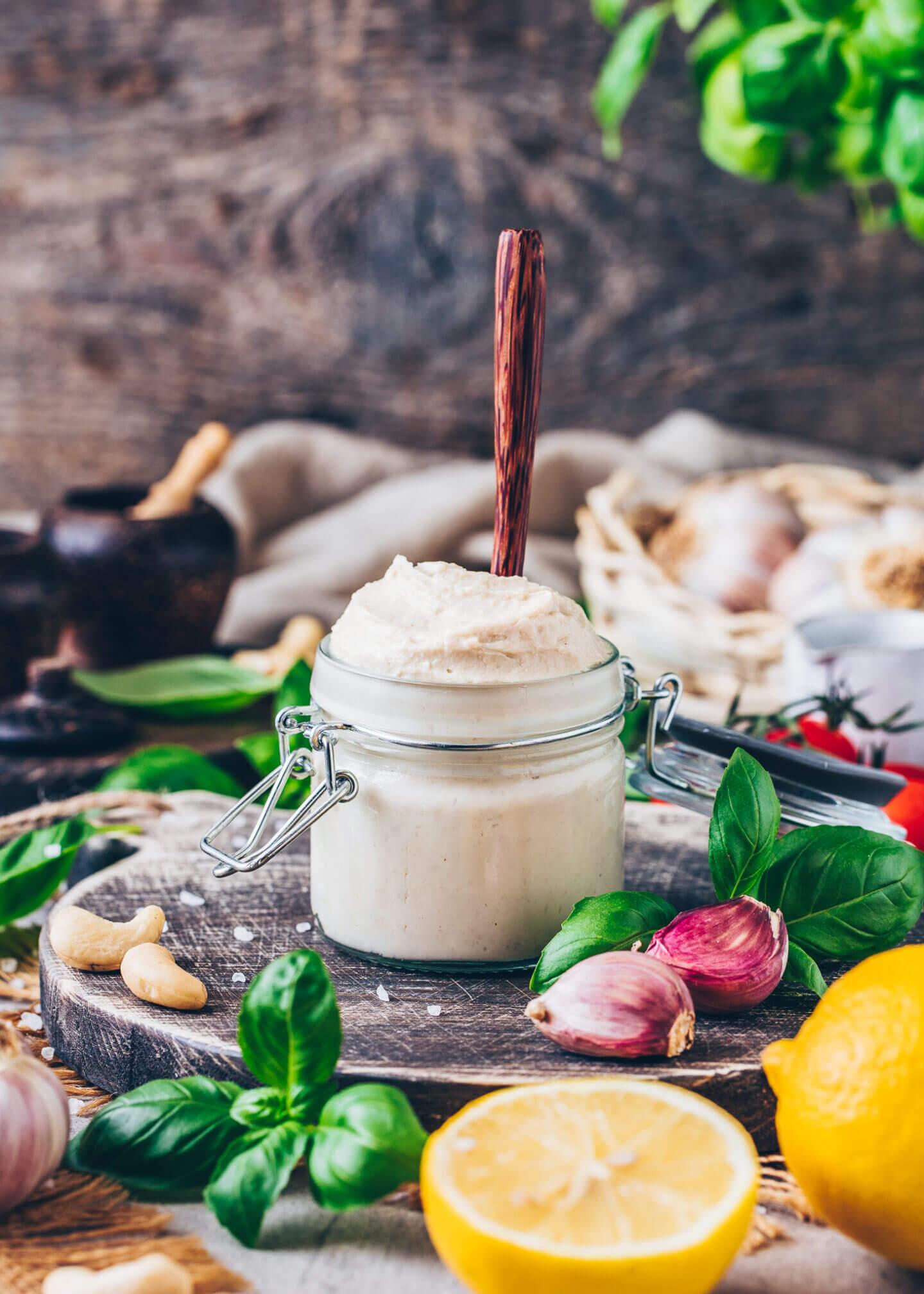Cashew Ricotta, Vegan Cream Cheese