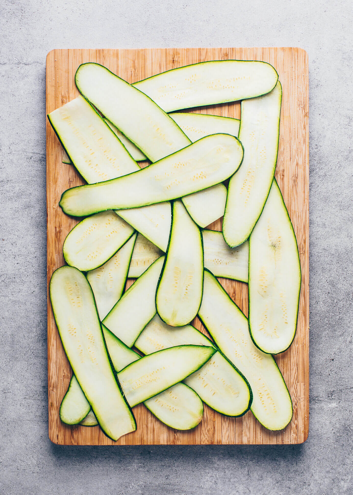 Zucchini Lasagne Involtini