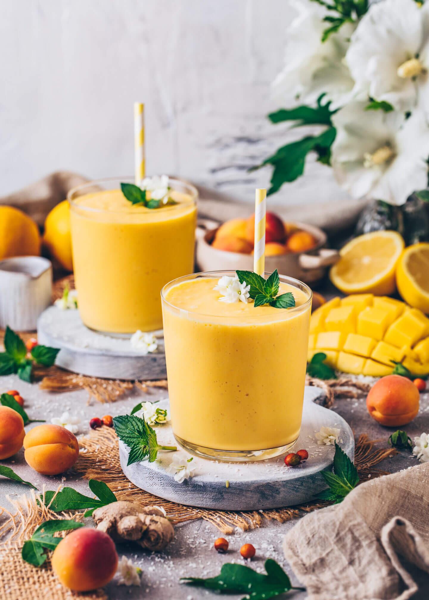 Best Vegan Mango Lassi