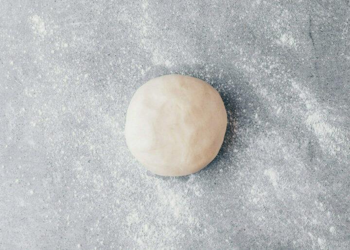 Samosa Dumpling Dough