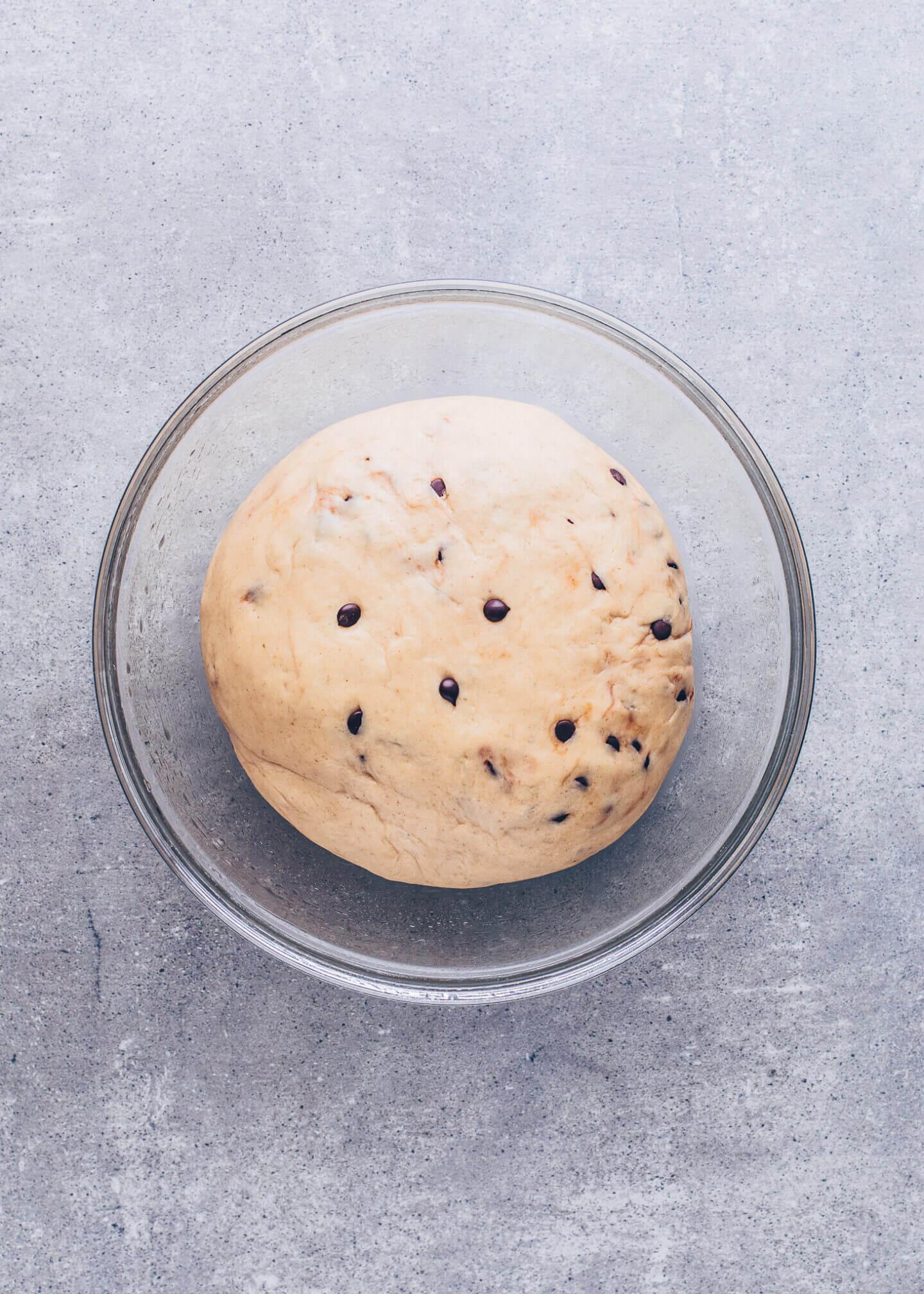 How to make Chocolate Brioche Buns