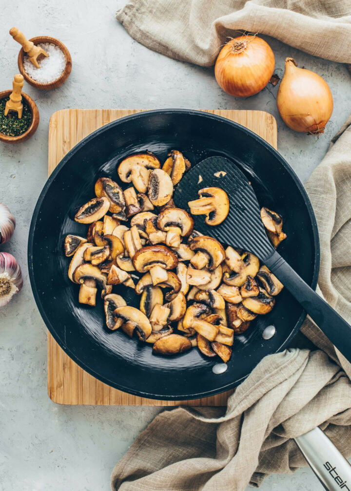Fried Mushrooms