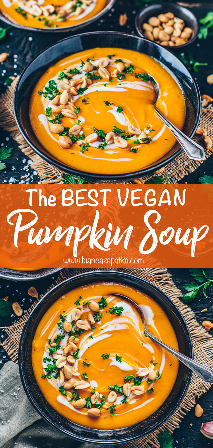 Best Pumpkin Soup