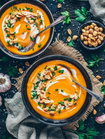 Best Vegan Pumpkin Soup