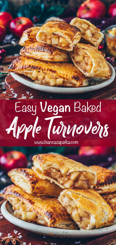 Apple Turnovers (Hot Apple Pie)
