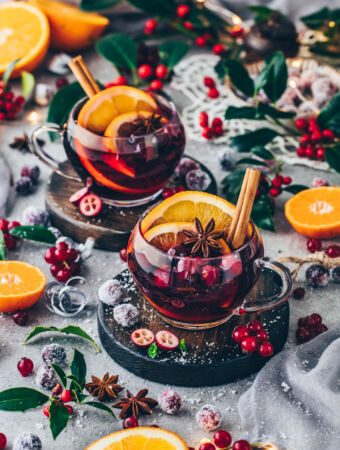 Mulled Wine (Food Photography)