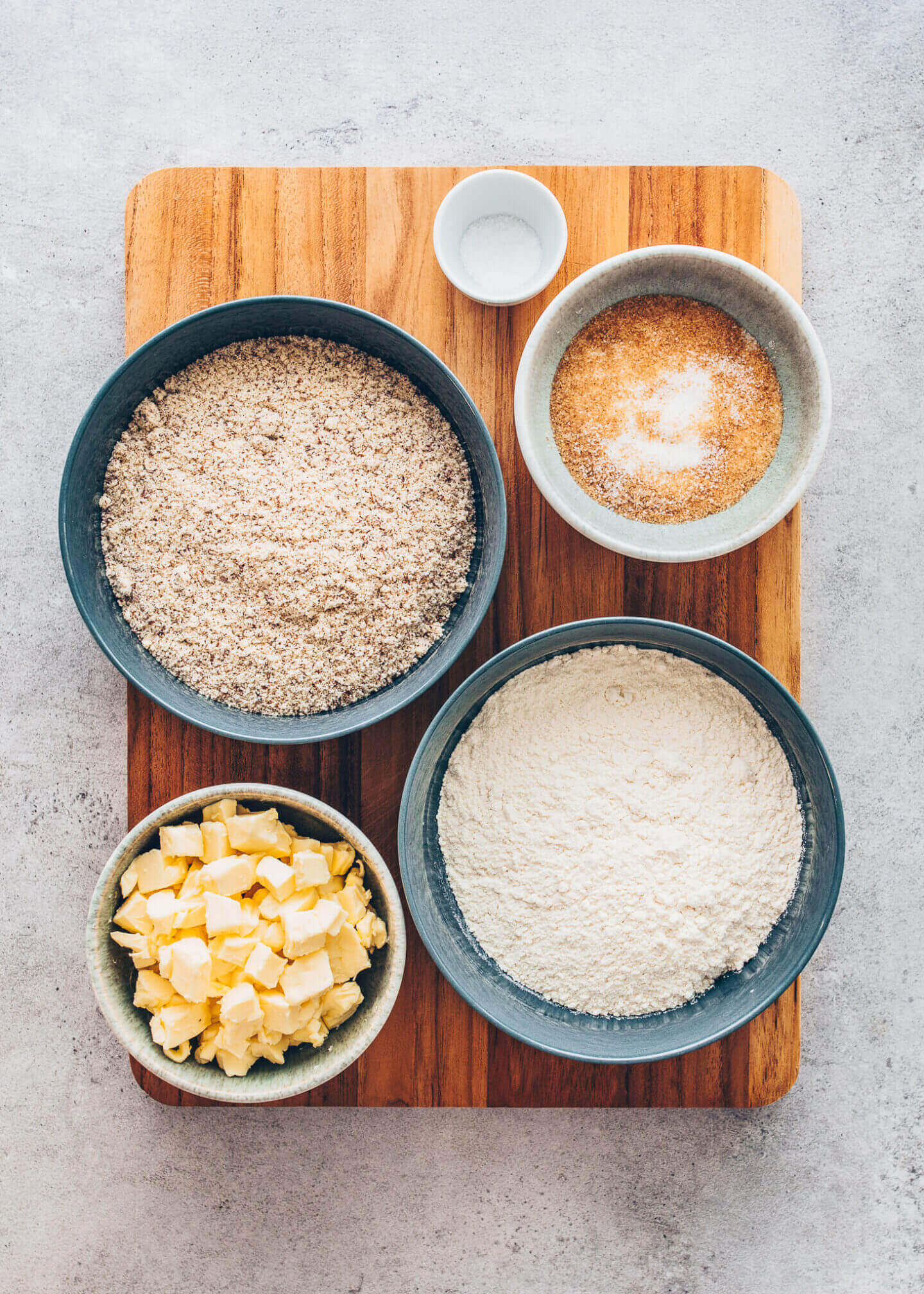 Pecan Pie Bars Crust Ingredients
