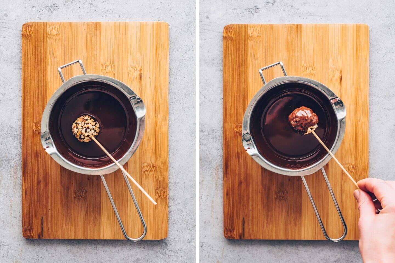 How to make Pralines, Truffles, Rocher