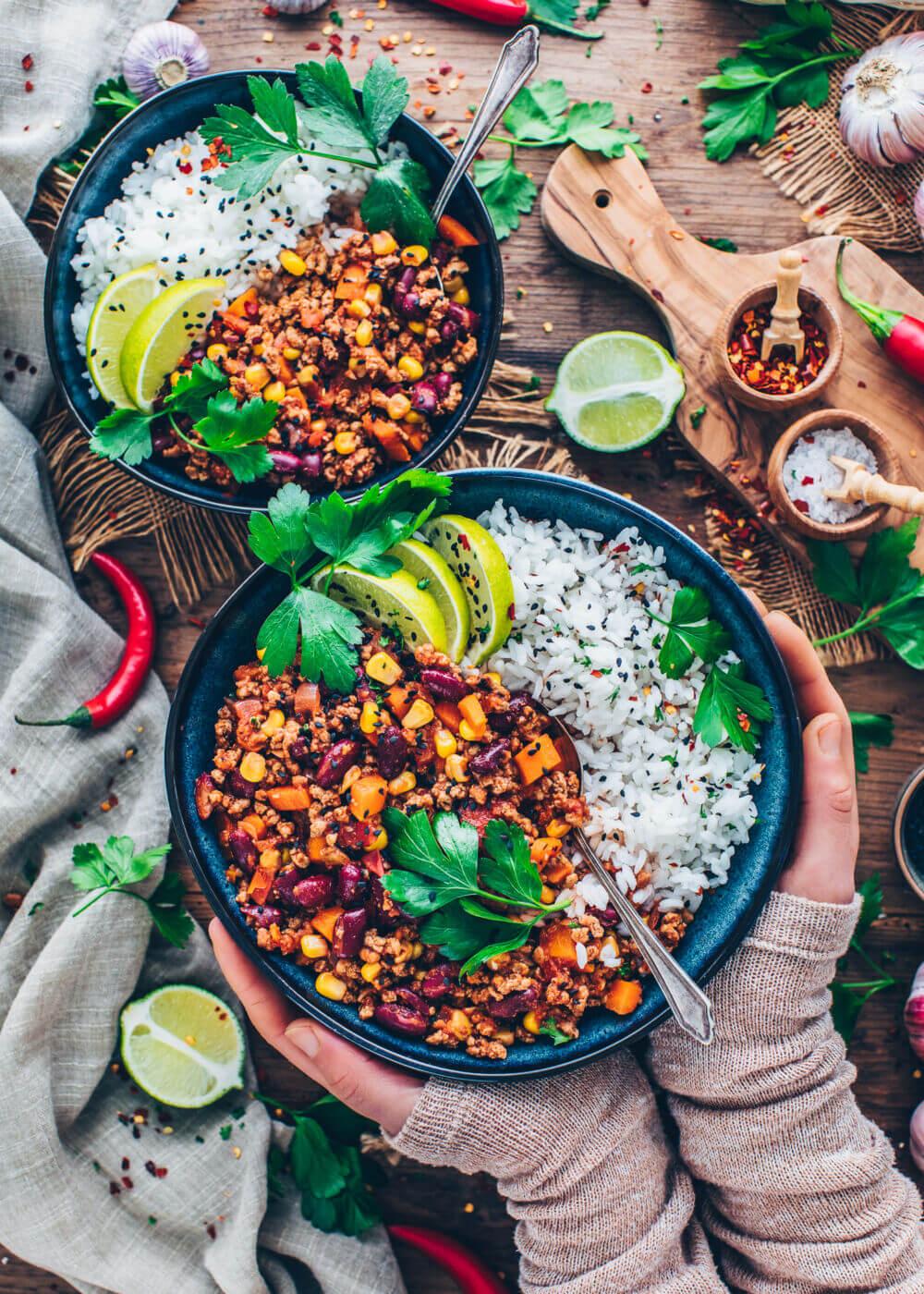 Chili sin carne (Food Fotografie, Food Styling)