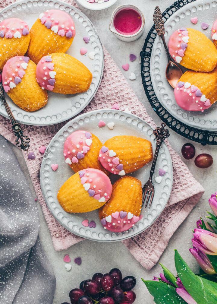 Madeleines Mini-Kuchen