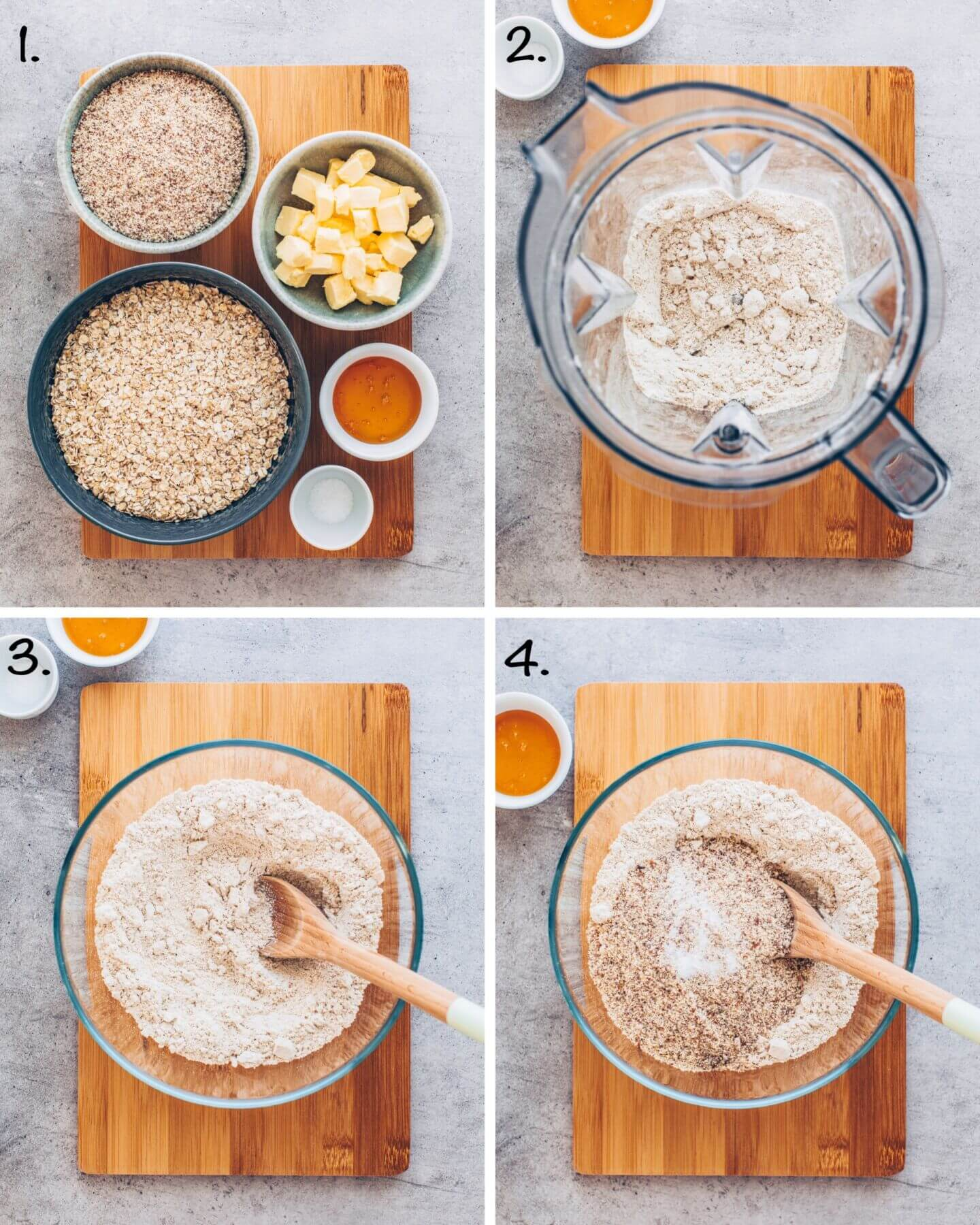 How to make gluten-free vegan tart crust with oats and almonds