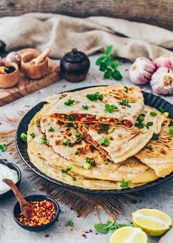 Crispy Turkish flatbread